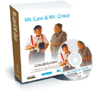 Mr. Law and Mr. Grace (DVD)