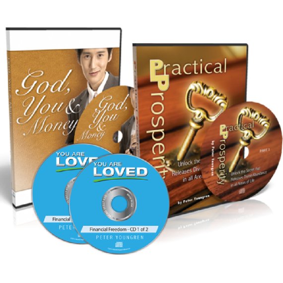 Financial Freedom Package (3 CD Sets)
