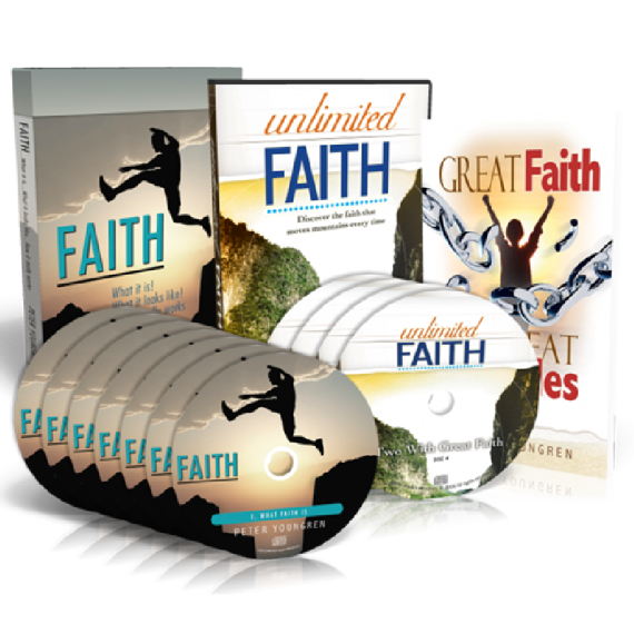 Faith & Healing Package