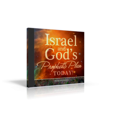 Israel and God's Prophetic Plan - Today