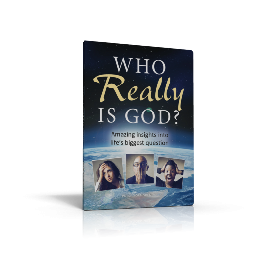 Who Really Is God?